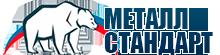 Металлобаза МеталлСтандарт Санкт-Петербург Логотип