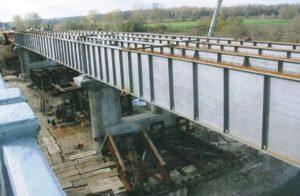 Балки мостовые